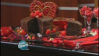 RECIPE # 5302 FUDGE LAYER CAKE