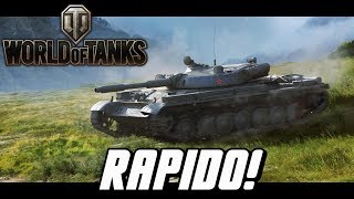 World of Tanks - Rapido!