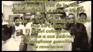letra de Crack Family - Insurgentes Feat Engendros Del Pantano