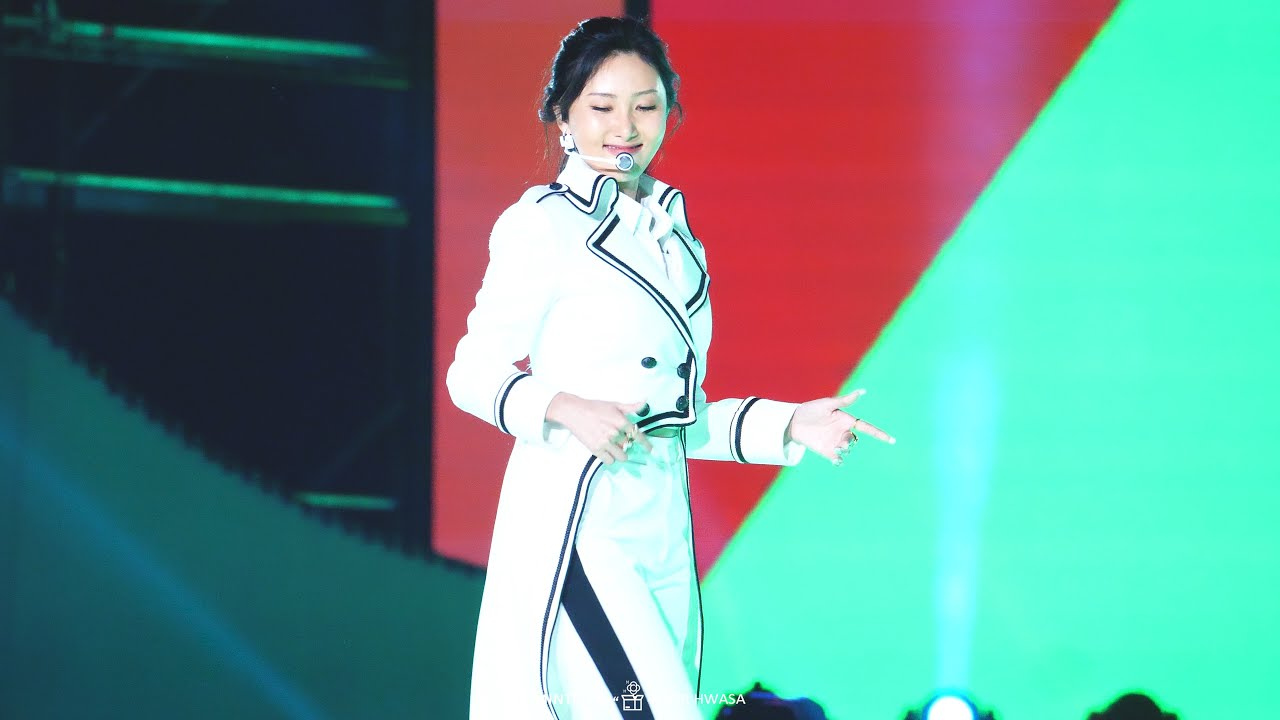 [4K] 200130 서울가요대상 본상 수상 및 '고고베베+HIP' 마마무 화사 직캠 (Mamamoo Hwasa Fancam)