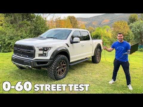 How To Tune A Ford F-150 Raptor!