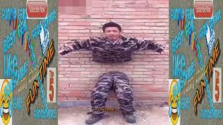 Razi de mori cu chinezi #try not to laugh challenge #funny video