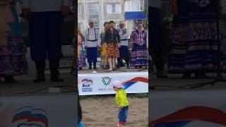 20170612 День России. Мои поздравления во время концерта.