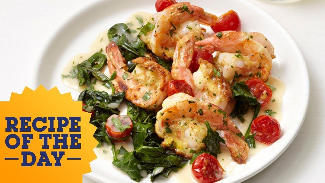 Food Network Shrimp Francese