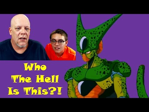 "REACTION TIME | ""DBZ Abridged 42"" - Who The Hell Is This?!"