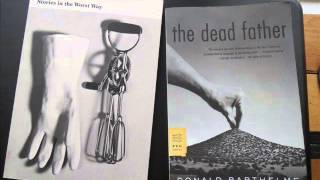 D. Barthelme reads from