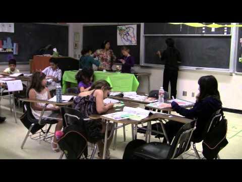PERSIAN STARTalk Summer Program at SDSU, Instructional Video Part I