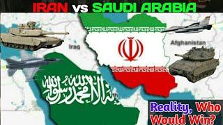 IRAN vs SAUDI ARABIA Military power Comparison 2018 update || Saudi Arabia vs Iran Army