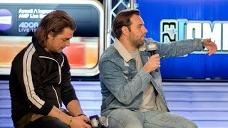 Axwell^Ingrosso On Producing Songs