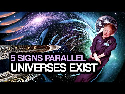 Are We Living In A Parallel Universe?