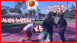 crazy 2 vs 1 game white boy vs 2 og s