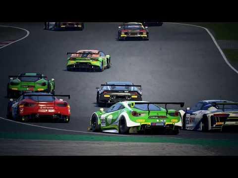 Assetto Corsa Competizione Replay |
