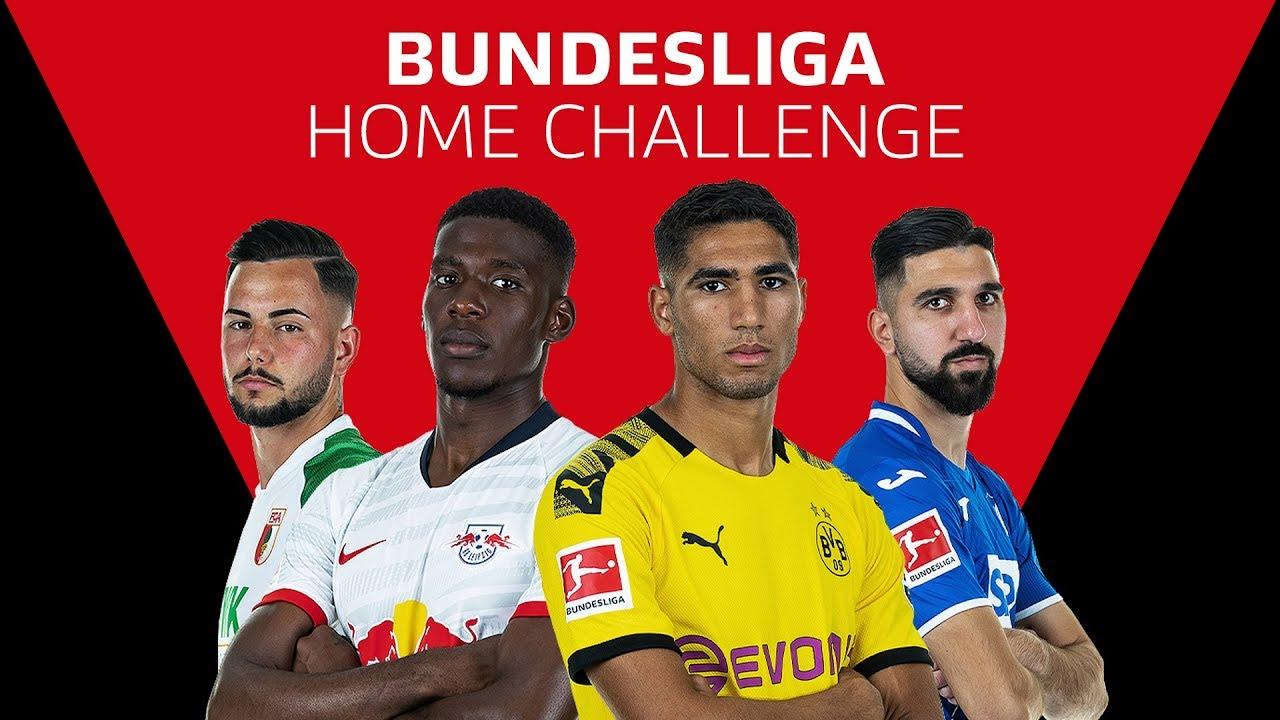 Stay home … EA SPORTS FIFA 20 – Bundesliga Home Challenge mit Hakimi, Mukiele, Eggestein & Co.