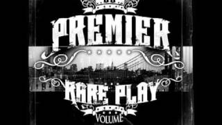 DJ Premier - Rare Play vol.1 - Screwball - Seen It All