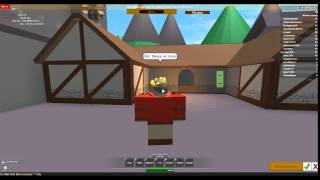 ROBLOX Lets play:Kingdom Life 3