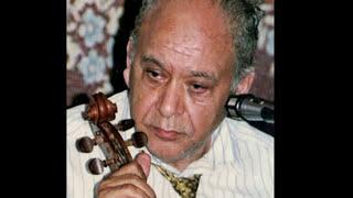 Le Maestro Du Malouf med Taher Fergani ملك المالوف Chante (نافرمن هويت)