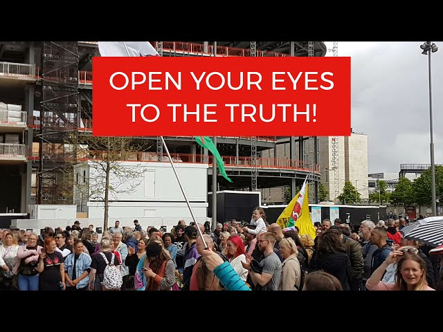 OPEN YOUR EYES TO THE TRUTH!