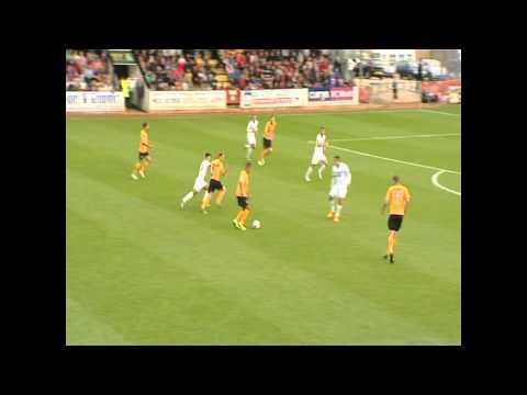 GOAL - Kwesi Appiah - U's 1-0 Hereford