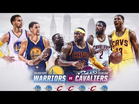 Cleveland Cavaliers Vs Golden State Warriors 5 Maç