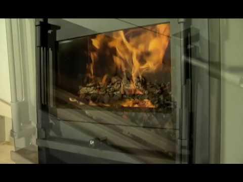 JAcobus, hoe brandt de ultra schone houtkachel?