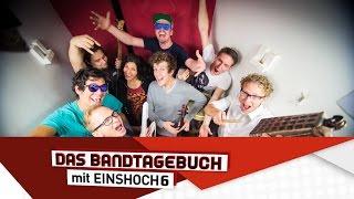 Das Bandtagebuch mit EINSHOCH6 – Folge 48 | Deutsch lernen mit Musik