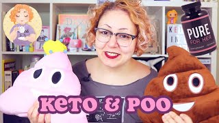Keto POO 💩 Constipation Causes, Remedies, and Help - Pure for Men + Pure for Her Video