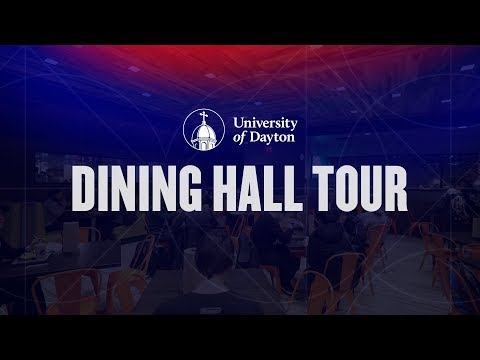 Dining Hall Showcase - University Of Dayton Dining Services