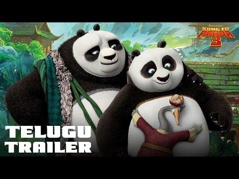 Kung Fu Panda 3 | Official Telugu Trailer...