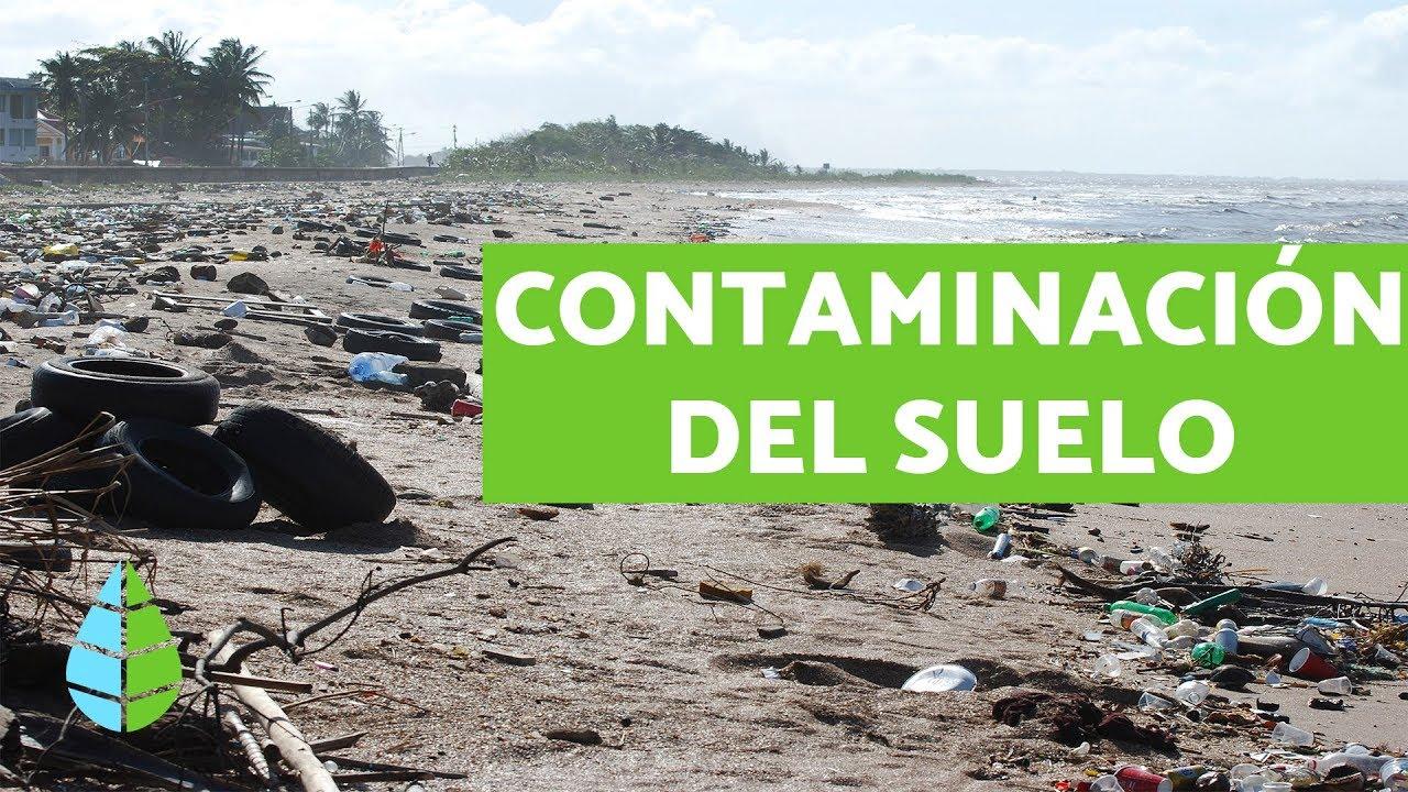 Contaminacion del suelo causas consecuencias y for Lo ultimo en suelos