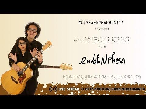 #LIVEatRUMAHBONITA - Endah N Rhesa - 150704ed