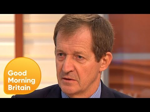 Alastair Campbell Says Foreign Ministers Think Boris Johnson Is a Joke   Good Morning Britain