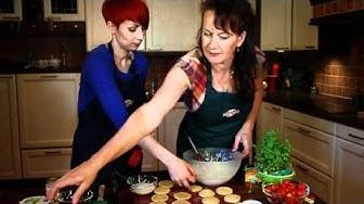 Keittiössä Poppaa, jakso 24: Mansikka Whoopiet