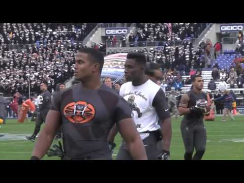 Army Football: First on the Field vs. Navy 12-10-16