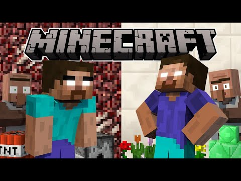 Thumbnail: If Herobrine Had A Brother - Minecraft