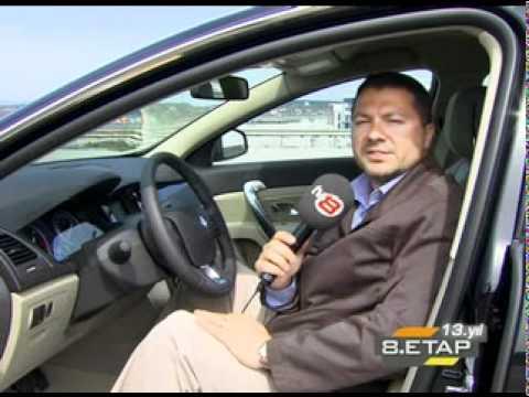 Renault Latitude - 8. ETAP