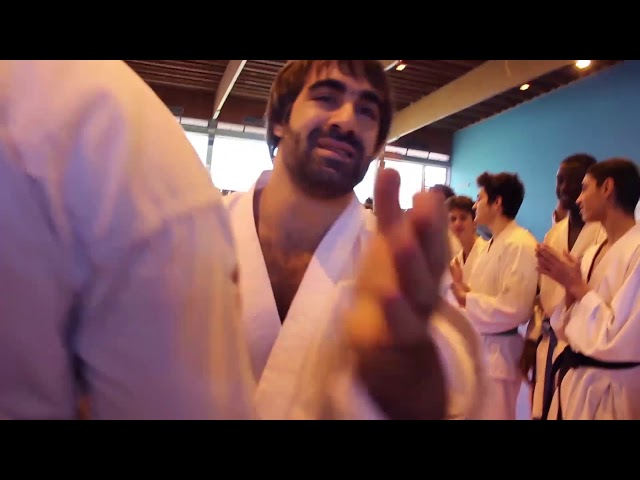 KARATE - Best of adidas seminars with Rafael Aghayev