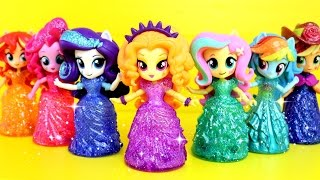Equestria Girls Princess Toys Surprises with My Little Pony Toys