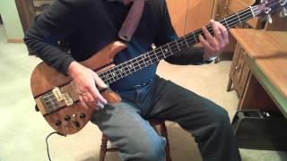 Cameo  Candy  Greg Papaleo Bass Cover