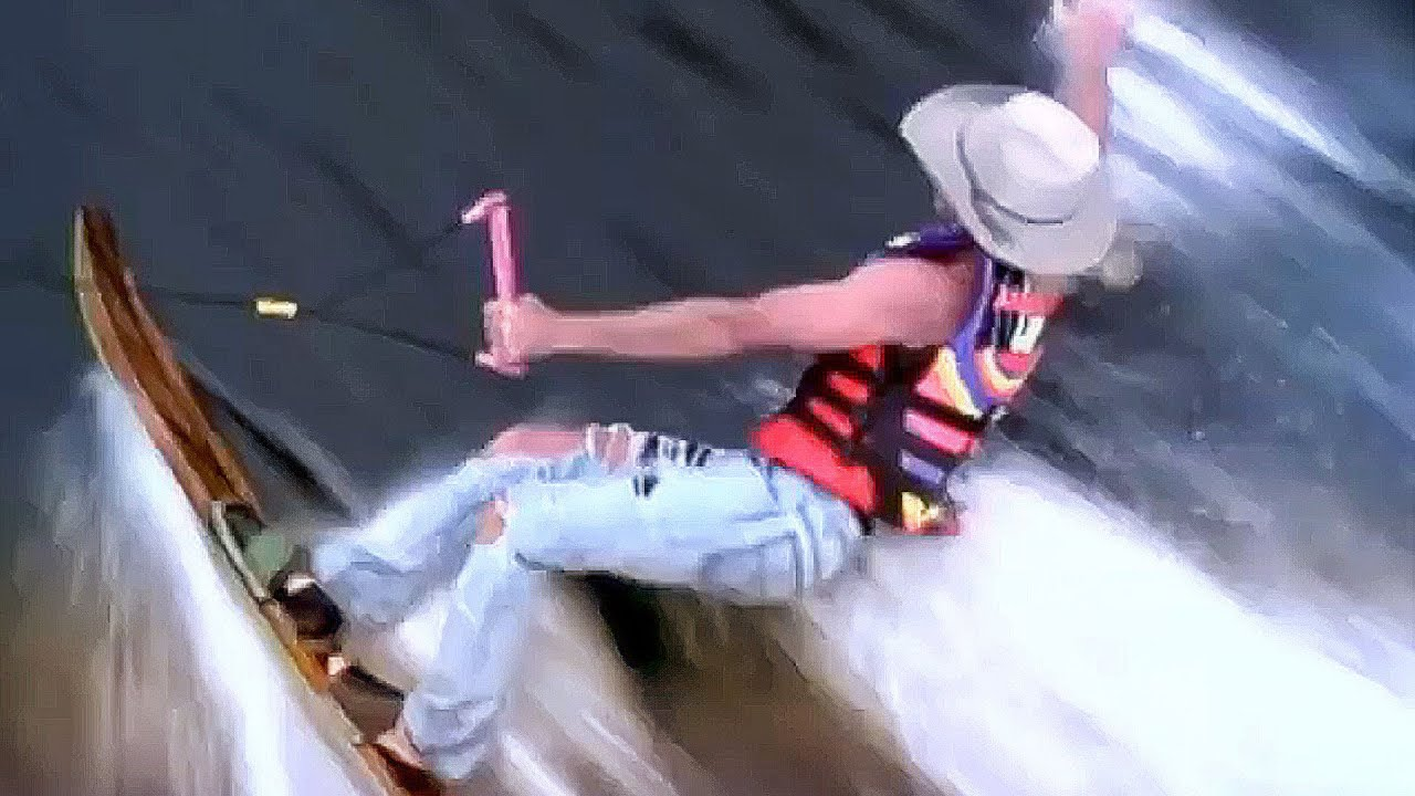 Alan Jackson's 'Chattahoochee' music video but only the ...