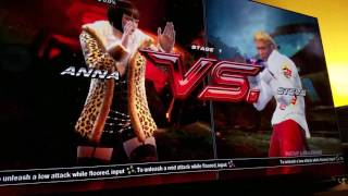 TEKKEN 6: Xbox One S Backwards compatible 360 Game Upscaled to 4K