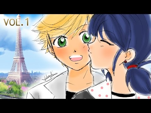 Miraculous Days Animation Movie Volume #1 | Miraculous Ladybug Comic Dubs Compilation