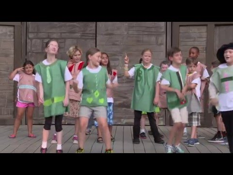 Kentucky Shakespeare's Camp Shakespeare