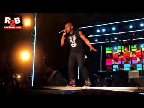 KERY JAMES Mohamed Alix en live (FEMUA 9)