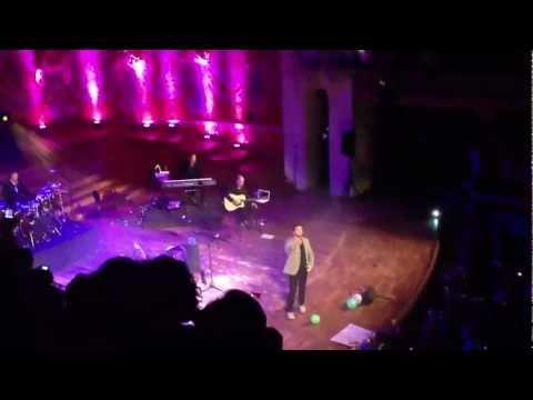Pablo Alborán -  palau de la musica catalana - Barcelona, 6 de marzo 2012