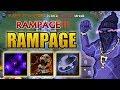 Multiple Fatal Bonds + Midnight Pulse = Perfect Rearm Abuse [Enigma Rampage] Dota 2 Ability Draft
