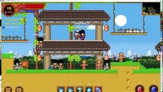 [Game Tv -  Ninja School Online] Review Bản Auto Bán Đồ Bán Đồ + Hướng Dẫn Mua Đồ