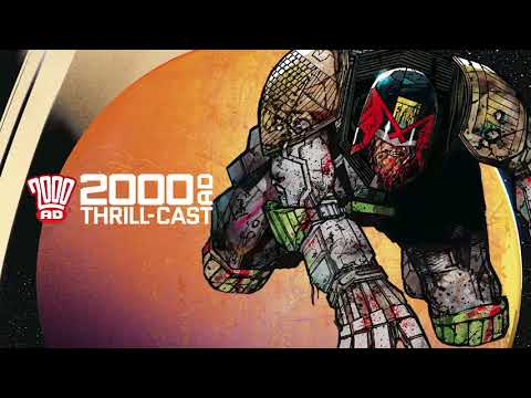 The 2000 AD Thrill-Cast: Rob Williams on Dredd, self-sacrifice, and writing