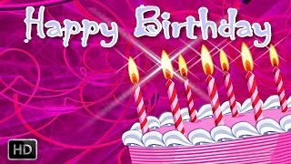 HAPPY BIRTHDAY TO YOU - Popular Birthday Song - Kid Songs thumbnail