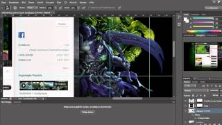 Speed Art [HD] / Youtube Background / Theme: Darksiders & Prototype / SorVRocK