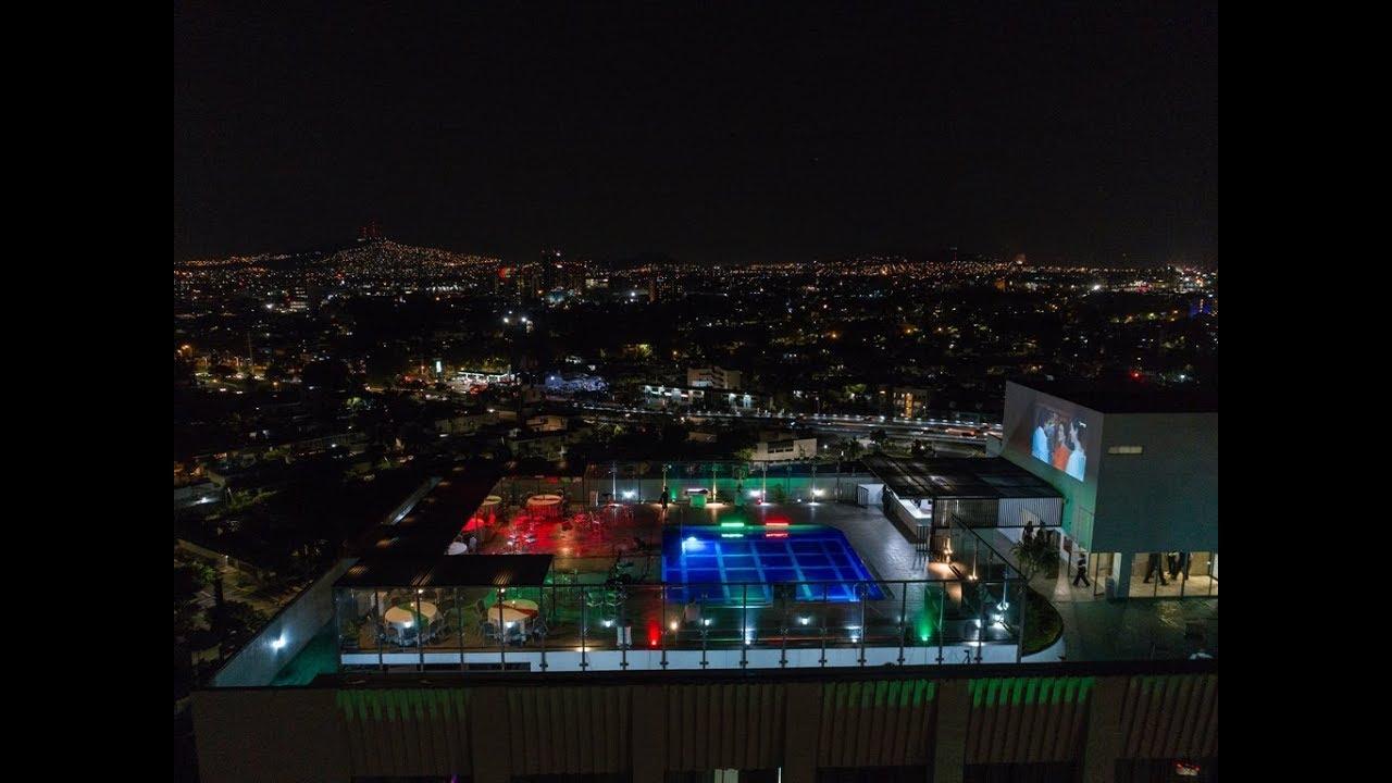 Pizina Sky Pool Terraza Con Alberca Para Eventos
